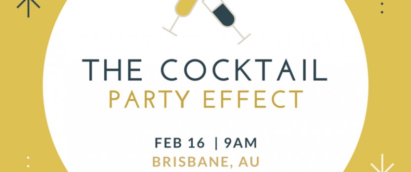The Cocktail Party Effect