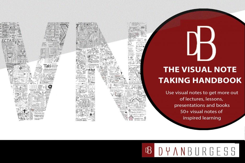 "Sketchnoters' Stories - ""The Visual Note Taking Handbook"": Dyan Burgess"