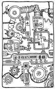 step 13 machine