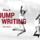 How to jump into writing your book